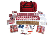 Guardian Deluxe 4 Person Survival Kit