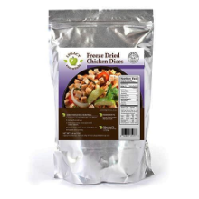 Freeze Dried Chicken - Legacy Premium