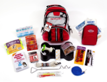 Dog Survival Kit - Backpack
