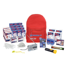 ER 4 Person Standard Survival Backpack