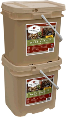 Wise Food Storage (Meat) 120 Servings