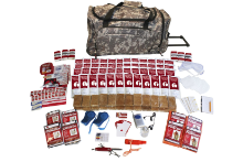 Elite 4 Person Kit - Camo