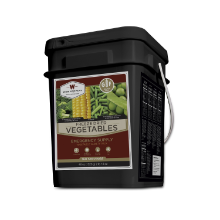 Wise Gluten-Free Freeze Dried Vegetables