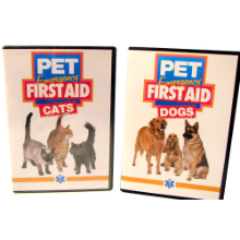 Pet Emergency First Aid DVD : Dogs
