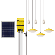Sun King Home: Solar Light System, Power Bank & USB Charger