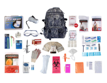 Camo Elite One Person Kit