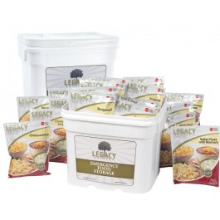 Legacy Premium (NON-GMO) 240 Serving Package