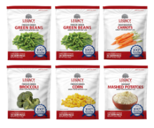Legacy Essentials NON-GMO Assorted Vegetable Pack
