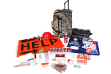 Wild Fire Survival Kit Camo