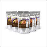 Freeze Dried Beef - Legacy Premium 6 Pack