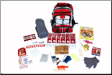 Children's Survival Kit / Go Bag