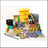 Deluxe 20 Person Office Emergency Kit