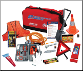 ER Deluxe Roadside and Severe Weather Kit