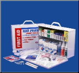 Deluxe First Aid Kit - 2 Shelf