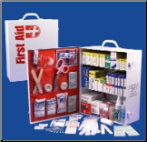 Deluxe First Aid Kit - 3 Shelf