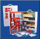Deluxe First Aid Kit  - 4 Shelf