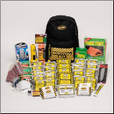 Deluxe 1 Person MayDay Survival Kit