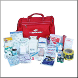 "FIRST AID TRAUMA ""RESPONDER KIT"""