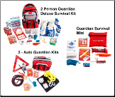 Guardian Preparedness PKG - 2 Person
