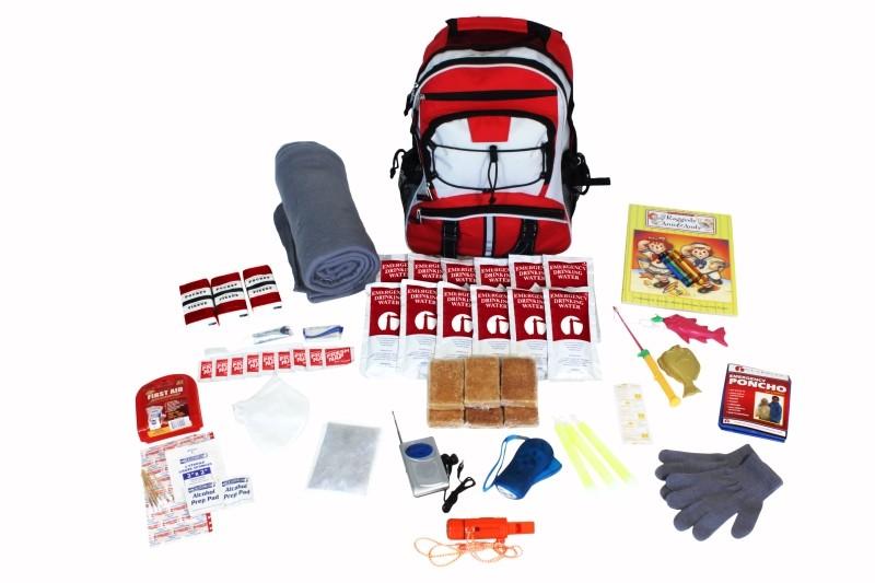 Children S Survival Kit Go Bag