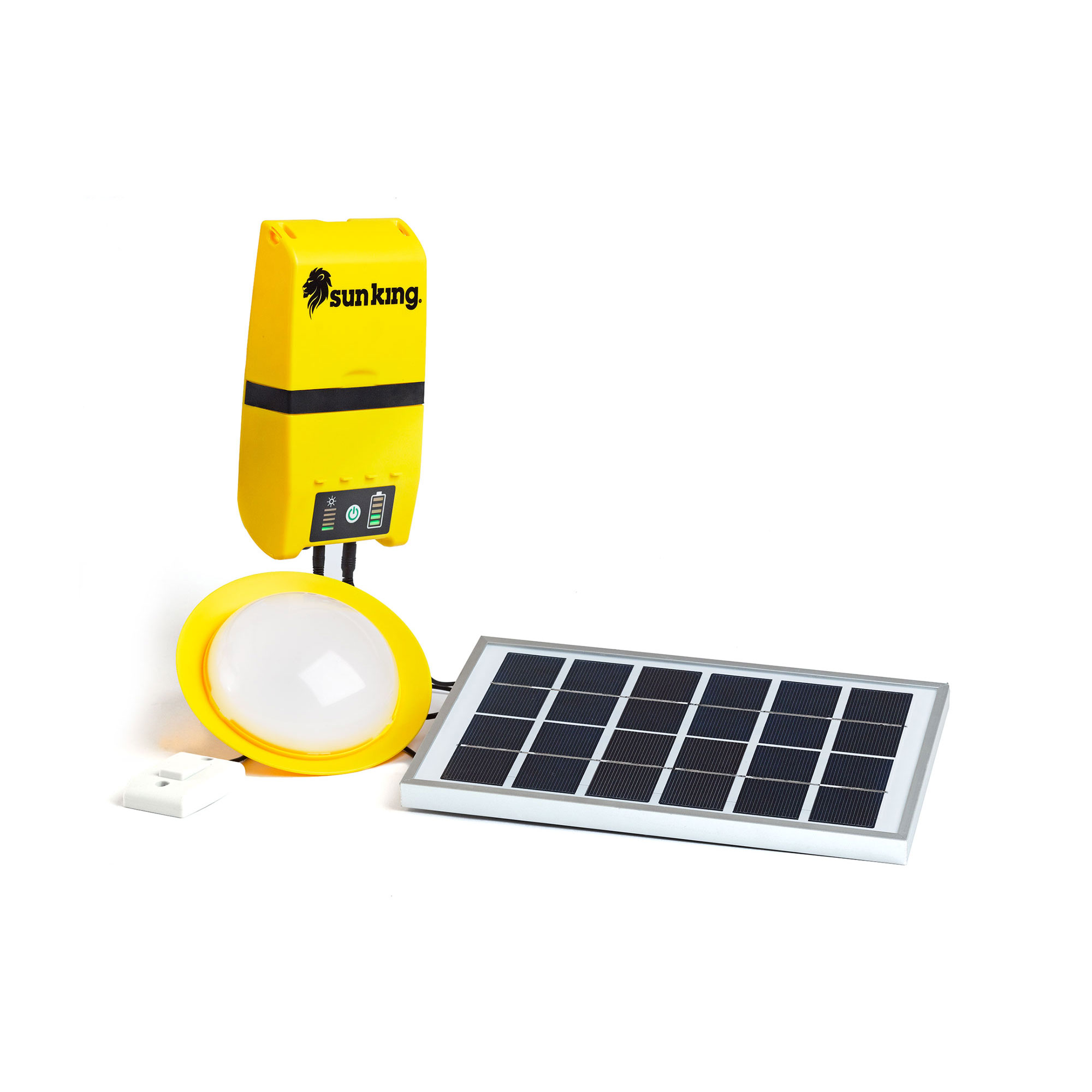 Sun King Home Solar Light System