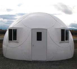 intershelter dome. Black Bedroom Furniture Sets. Home Design Ideas