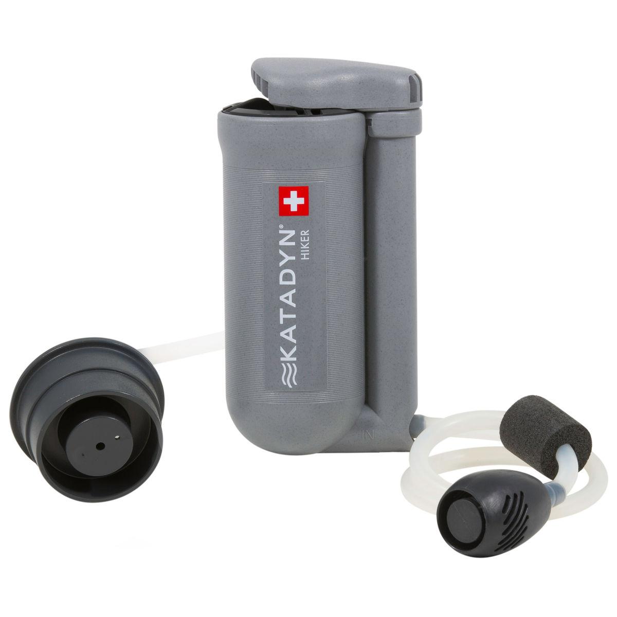 Katadyn hiker microfilter water purifier